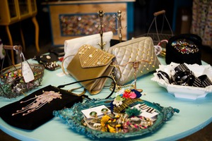 Embellished Vintage from Jakamo to Give Bushwick a WOW Factor