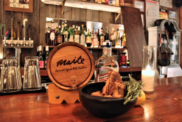 Bushwick's Maite Serves Extraordinary Xmas Eve Dinner and New Year's Day Brunch