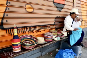 Artesanias: Rare, Handmade Ecuadorian Baskets and Crafts Brighten up Bushwick
