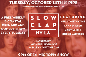 Bushwick Gal is Hosting a Free Comedy Show at Pips Tomorrow Night