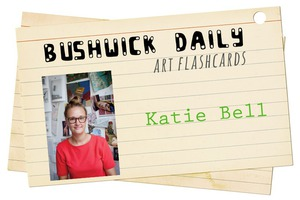 Artist FlashCards: Why Katie Bell is Boss