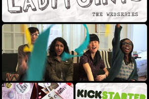 Earn Ladypoints by Donating to a Webseries That Inspires Women