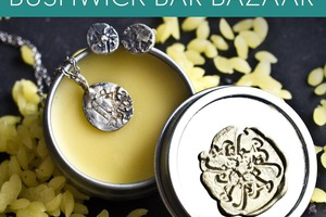 Shop & Drink with Bushwick Bar Bazaar at Heavy Woods This Weekend