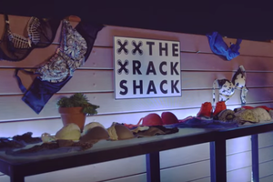The Rack Shack, A Concept Women's Lingerie and Sneaker Shop, Is Coming to Bushwick