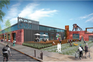 Developers Have Big Plans for Industrial Johnson Ave in East Williamsburg
