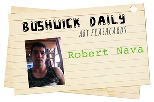 Artist FlashCards: The Morbidly Playful Robert Nava
