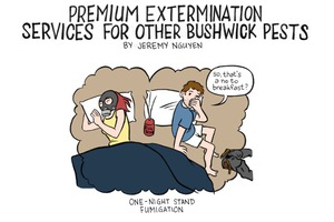 Exterminate Other Bushwick Pests With These Methods [Comic]