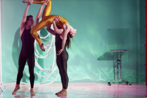 The Cure to Your Halloween Hangover: 'happyokay'  Combines Ballet, Sound and Video