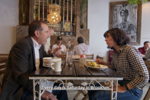 Jerry Seinfeld Comes to Bushwick for Brunch