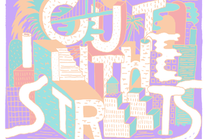 Get Ready for Out In The Streets Festival this Weekend!