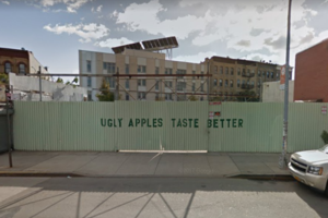 Brooklyn Cider House Needs Your Money to Help Pay for Its Murals