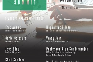 Attend Brooklyn Freelancers Summit on Monday (April 20)