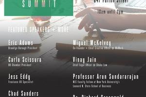 Attend Brooklyn Freelancers Summit on Monday (April 20)