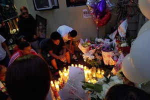 The Bushwick Community Mourns 24 Year Old Victim Of Domestic Violence