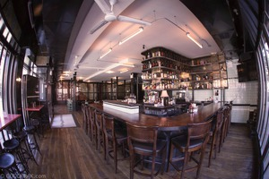 The Sweet Science of Conversation or Date Night at Graham Ave