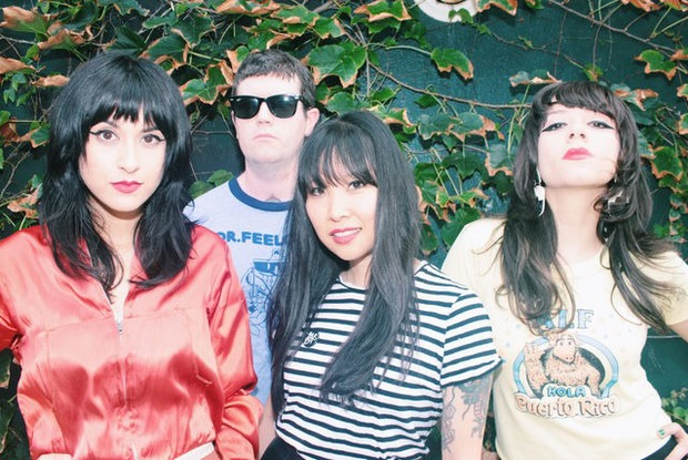 NYC Band Baby Shakes Has Hit A Stride