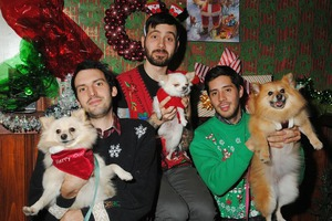 Bushwick Bark's Awkward Family Pet Photos! Happy Holidays!