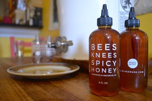 Bushwick-Based Bees Knees Spicy Honey Is the Hottest New Condiment You'll Want to Put on Everything