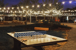 OMG! Humongous Outdoor Bar, Nowadays, Opens Tomorrow off the Halsey L