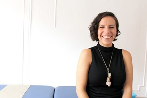 Bushwick Resident Ariel Carson is On a Mission to Improve Your Posture