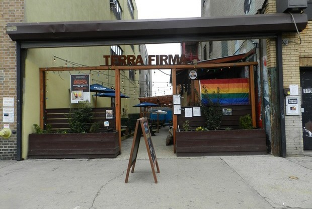 Bushwick's Best Brunch Spot is: Terra Firma!