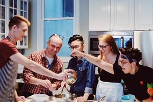 This Queer Kitchen Brings Together the LGBTQ+ Community Through Food