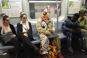 A 'Female Joker' Puts On A Show In Bushwick