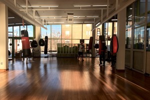 At Green Fitness Studio in East Williamsburg, Train with World Class Boxing Coach Michael Kozlowski