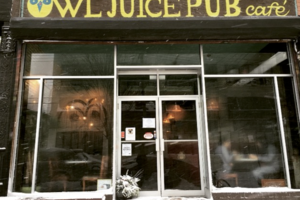 Owl Juice Pub in Bushwick Has Closed