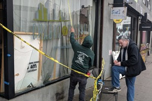 Bushwick Synagogue Rebuilds After Anti-Semitic Attack