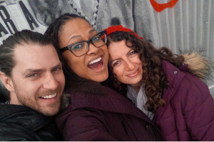 'Selma' Director, Ava DuVernay, Had a 'Scout Lunch' at Roberta's Yesterday