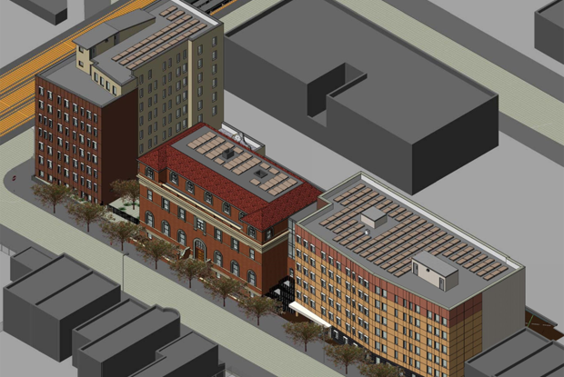A Former Bushwick Convent is Now an Affordable Housing Unit
