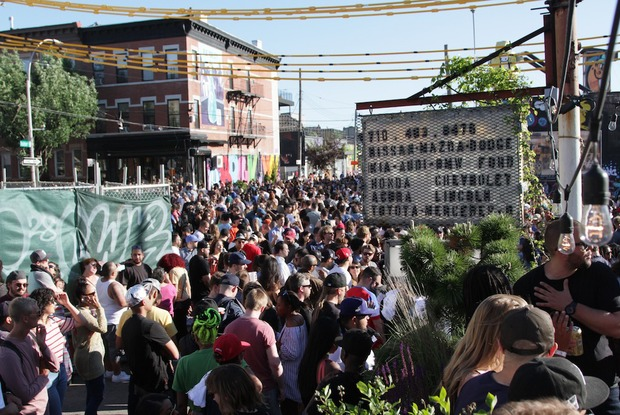 The Bushwick Collective Brought Art, Music, Fashion, and Food Together for an Epic Block Party
