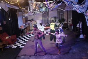 Local Kids and The Bushwick Starr to Present 'Big Green Theater' This Weekend