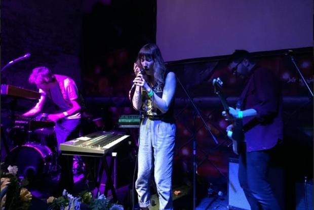 A Basement of One's Own: An Artist Talks Northside Festival