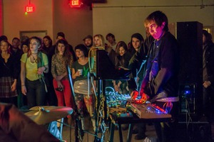 Noise, Avant Composition and Artistic Rock at New Ridgewoood Venue, Trans-Pecos