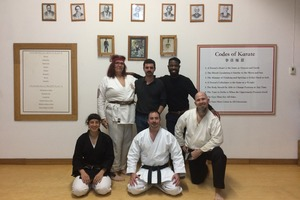 Learn to Defend Yourself In a Wildly Supportive Environment at This East Williamsburg Dojo