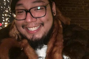 "Neighbors and Family Celebrate the Life of Ulysses ""Vato"" Calixto, Bushwick Graffiti Artist"