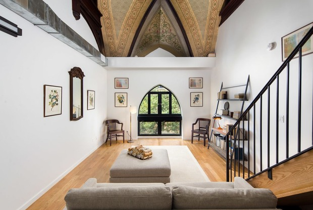 St. Mark's Church on Bushwick Avenue Has Divine Apartments for Rent