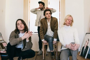 "Mozes and the Firstborn Release ""Dadcore,"" Playing Rough Trade on Friday, Feb. 15"