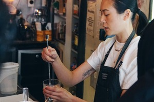 Bushwick Resident Is the First Vietnamese American Importer and Roaster of Vietnamese Coffee in NYC