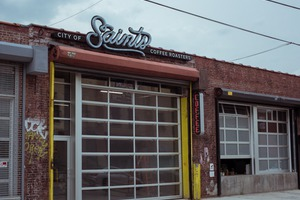 City of Saints, Coffee Roastery and Tasting Bar, Opens Soon in East Williamsburg