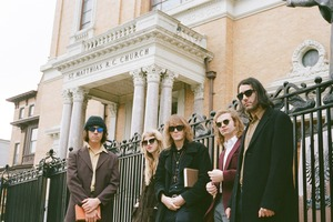 "Interview: The Mystery Lights Talk New Album, ""Too Much Tension"""
