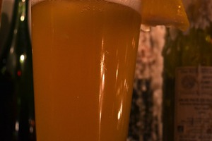 Bushwick Brews: Allagash White from Lone Wolf