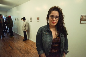 Danielle DeJesus Shared the Story of Her Bushwick at The Living Gallery