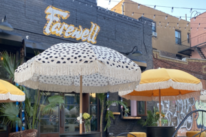 New Bar Farewell and La Window Crêperie Open on Troutman Street