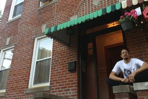VIDEO: J.Albert Makes World-Class House Music From a Tiny Bedroom Studio in Ridgewood