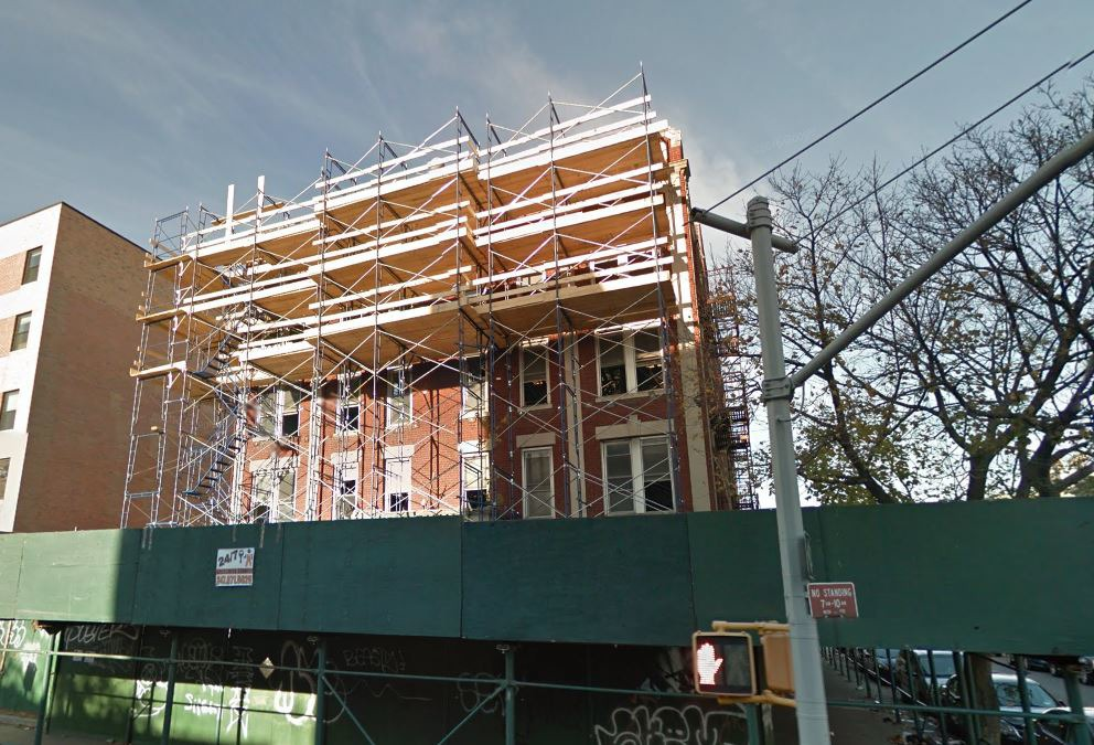 new residential monstrosity on bushwick avenue will bring