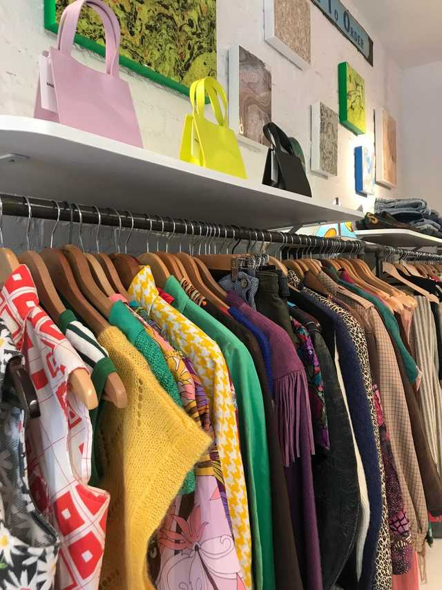 Ridgewood Welcomes New Concept Store With Everything From Vintage Clothing To Local Art Bushwick Daily