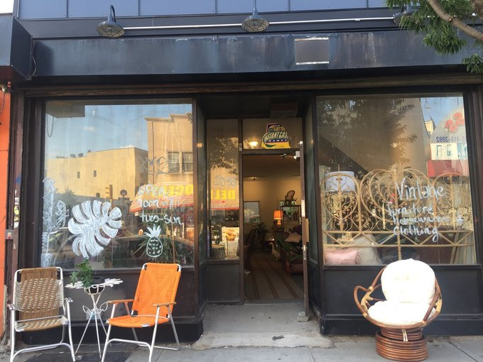 Bushwicku0027s Dobbin Street Location Is A Transplantu2014the Second Location Of A  Store That First Opened In Greenpoint. To Make It Less Confusing, Theyu0027re  Calling ...